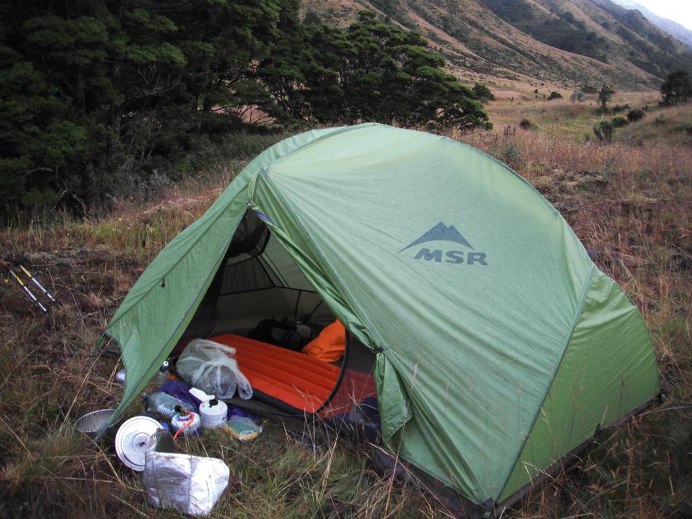 A good tent